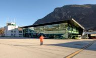 Bolzano airport to become an efficient regional airport